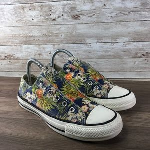 Converse All Star Tropical Pineapple Slip On